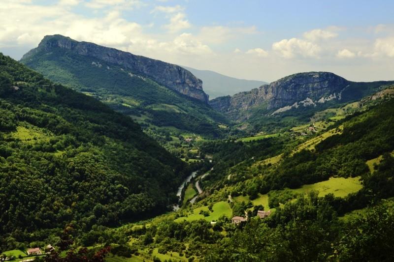 Vercors et Provence, Drôme