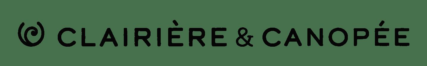 CLAIRIÈRÉ & CANOPÉE Logo